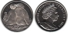 Монета Антарктика 2 фунта Медно-никель 2013 (пингвины)