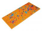 Аппликатор Ляпко коврик малый оранжевый