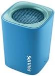 Беспроводная акустика Philips BT100 синий