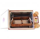 Инкубатор для яиц Блиц 48 цифровой на 48 яиц с автоматическим переворотом (12/220В)