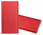 Внешний аккумулятор Remax Vanguard PowerBox 10000 mAh red