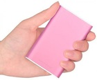 Внешний аккумулятор Yoobao YB-PL8 8000 mAh pink