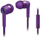 Гарнитура Philips SHE7055PP (фиолетовый)