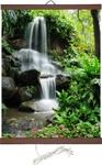 Гибкий настенный обогреватель Водопад (50х100 см)