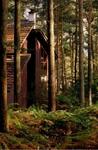 Гибкий настенный обогреватель Лес (60х100 см)