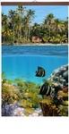 Гибкий настенный обогреватель Пляж (50х100 см)