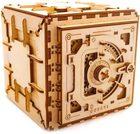 Деревянный 3D конструктор-пазл Ugears Сейф