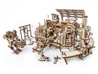 Деревянный 3D-конструктор Ugears Фабрика роботов