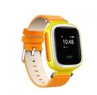 Детские часы Smart Baby Watch с GPS трекером Q60 (оранжевые)