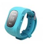 Детские часы Smart Baby Watch Q50 с GPS и функцией телефона (голубые)