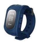 Детские часы Smart Baby Watch Q50 с GPS и функцией телефона (синий)