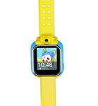 Детские часы Smart Baby Watch Q75 с GPS, функцией телефона и камерой (желтые)