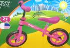 Детский прогулочный велобек firemark