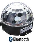 Диско шар с флешкой и пультом и bluetooth