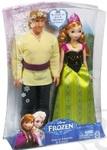 Кукла Mattel Холодное сердце-Анна и Кристоф CMT82