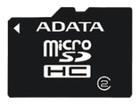 Карта памяти ADATA microSDHC Class 2 8GB (ausdh8gcl2)
