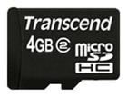 Карта памяти Transcend TS4GUSDC2