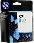 Картридж HP C4911A №82 голубой (1750 стр.)
