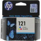 Картридж HP CC643HE (№121) Color, ресурс 165 стр.