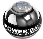 Кистевой тренажер Powerball Metal Silver 350HZ