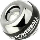Кистевой тренажер Powerball Metal 588 silver (pb-588c silver)