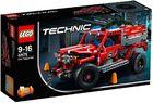 Конструктор LEGO Technic 42075 Служба быстрого реагирования