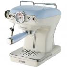 Кофеварка рожковая Ariete 1389 Vintage, голубой
