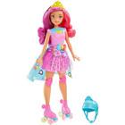 Кукла Барби Повтори цвета из серии Barbie и виртуальный мир (Mattel DTW00)