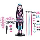 Кукла Монстер Хай Стильные прически Дракулауры (Monster High Party Hair Draculaura) Mattel DVH36
