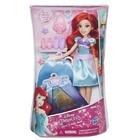 Кукла Ariel Принцесса в платье со сменными юбками (Hasbro b6719, b5312)