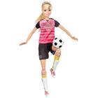 Кукла Barbie Безграничные движения Футболистка Блондинка (Mattel dvf69)