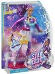 Кукла Barbie с ховербордом из серии космическое приключение Mattel DLT23