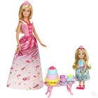 Кукла Mattel Barbie FDJ19 Барби Чаепитие в Сладкограде