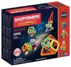 Магнитный конструктор Magformers Vehicle 707009 Космос