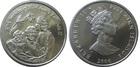 Монета Острова Питкэрн 1 доллар 2006 80-летие Елизаветы Второй
