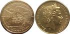 Монета 1 доллар 2007 год Австралия (Международный полярный год)