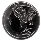 Монета 1 доллар 2012 год Виргинские острова (Юнона, Juno Februata)