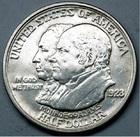 Монета 1/2 доллара 1923 год 100-летие Доктрины Монро (серебро)