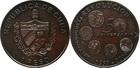 Монета 1 песо 2009 год Куба (50 лет Революции)