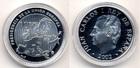 Монета 10 евро 2002 год (Председательство Испании в Евросоюзе) серебро Proof