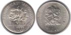 Монета 1000 лир 1978 год Сан-Марино (150 лет со дня рождения Льва Николаевича Толстого) серебро
