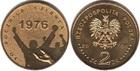 Монета 2 злотых Медно-никель 2006 год