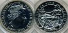 Монета 2 фунта 2005 год Великобритания (Стилизованная Британия) серебро