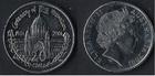 Монета 20 центов 2001 год Австралия (столетие Федерации, Штат Виктория)
