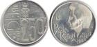 Монета 250 франков 1997 г Бельгия (60 лет со дня рождения Королевы Паолы) серебро