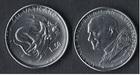 Монета 50 лир 1995 год Ватикан