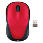 Мышь беспроводная Logitech M235 Red (910-002496)