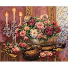 Набор для вышивания Dimensions Романтический букет (35185)