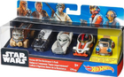 Набор из 5 машинок Hot Wheels Star Wars (DJP17)