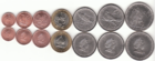 Набор монет Острова Кука 2010 г (7 монет)